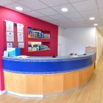 Dental Surgery Reception Ceiling Mounted Infrared heater